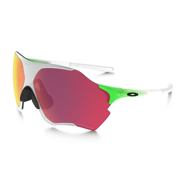Oakley オークリー サングラス EVZero Range EVゼロレンジ Green Fade Collection グリーンフェイドコレクション Prizm Field プリズムフィールド OO9327-09 【Neon Green Fade/Prizm Field Chrome Iridium】
