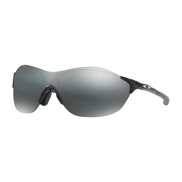 Oakley オークリー サングラス EVZero Swift EVゼロスイフト OO9410-0138 アジアンフィット 【Polished Black/Black Iridium】