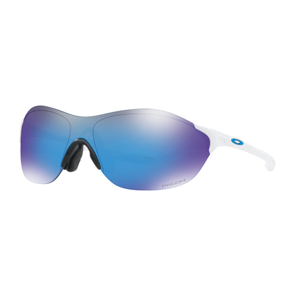 Oakley オークリー サングラス EVZero Swift EVゼロスイフト OO9410-0338 アジアンフィット 【Polished White/Prizm Sapphire Iridium】