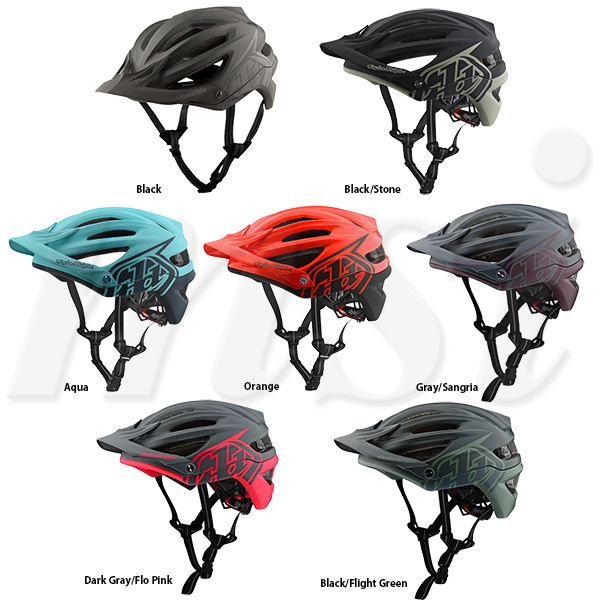 Troy Lee トロイリー 2018年 A2 Mips MTB/XC 自転車用 ヘルメット Decoy デコイ