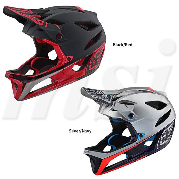 Troy Lee トロイリー 2019年 Stage ステージ Mips MTB/DH/BMX 自転車用 ヘルメット Race レース