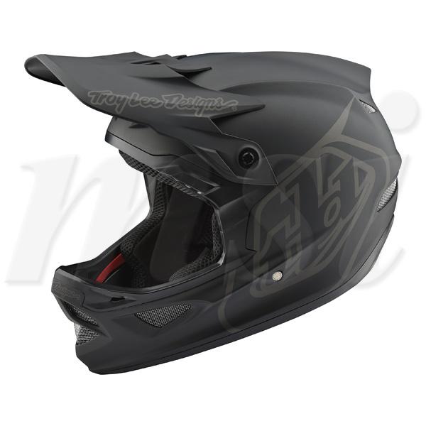 Troy Lee トロイリー 2018年 D3 ファイバーライト MTB/DH/BMX 自転車用 ヘルメット Mono モノ