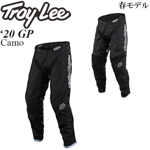 Troy Lee オフロードパンツ GP 2020年 春モデル Camo