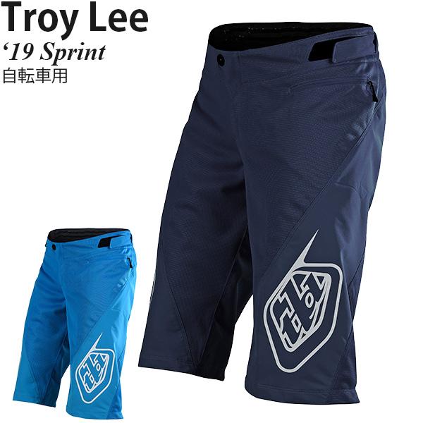 Troy Lee ショートパンツ 自転車用 Sprint 2019年 モデル