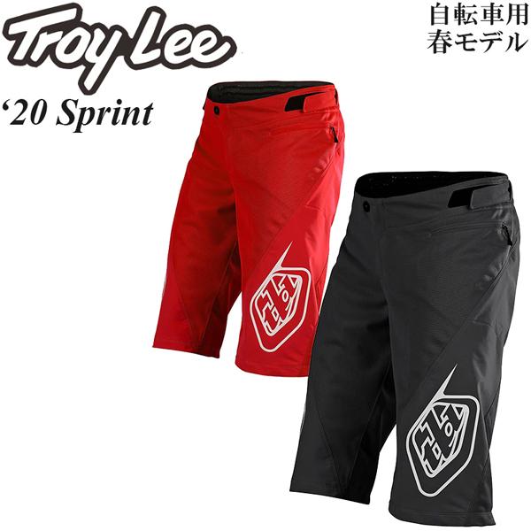 Troy Lee ショートパンツ 自転車用 Sprint 2020年 春モデル