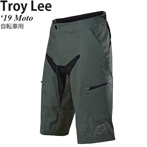 Troy Lee ショートパンツ 自転車用 Moto 2019年 モデル