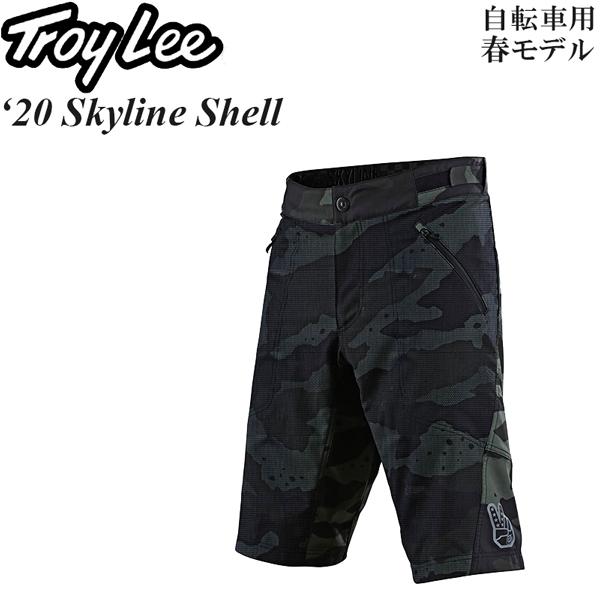 Troy Lee ショートパンツ 自転車用 Skyline 2020年 春モデル