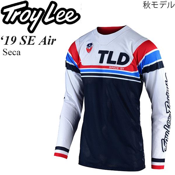 Troy Lee オフロードジャージ SE Air 2019年 秋モデル Seca