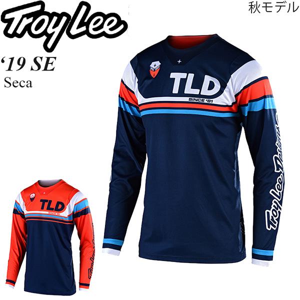 Troy Lee オフロードジャージ SE 2019年 秋モデル Seca