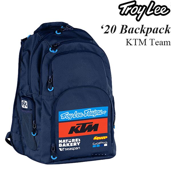 Troy Lee バックパック KTM Team Backpack 2020年 最新モデル