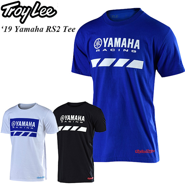 Troy Lee Designs Mens TLD Yamaha RS2 Shirts,X-Large,Black