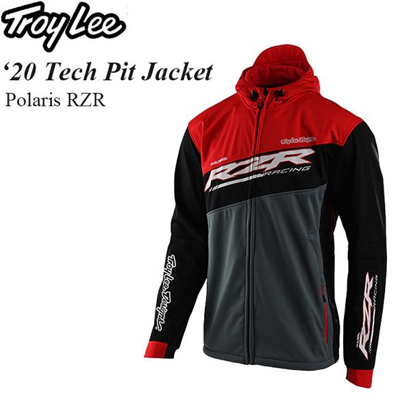 Troy Lee ジャケット Tech Pit Jacket 2020年 最新モデル Polaris RZR