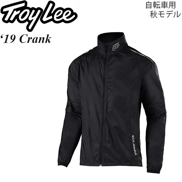 Troy Lee ジャケット 自転車用 Crank 2019年 秋モデル