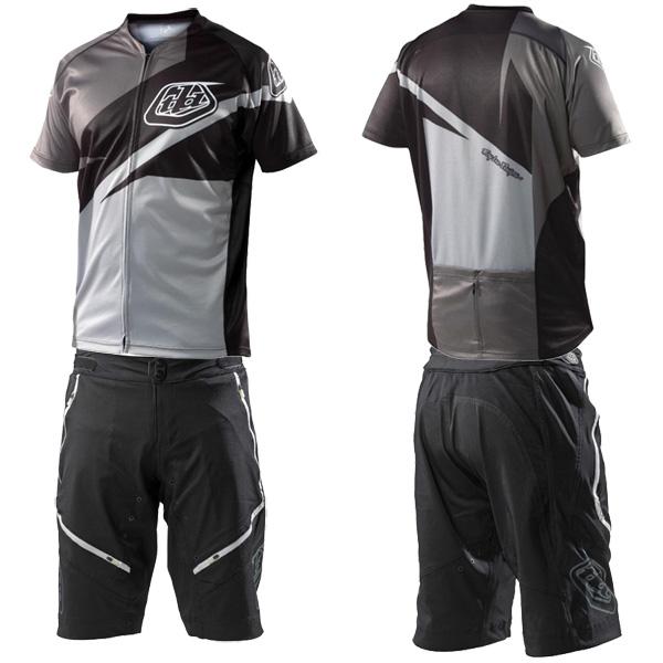 ◆超特価!! Troy Lee トロイリー 2012年 自転車用 Ace エース ショーツ & ジャージ セット