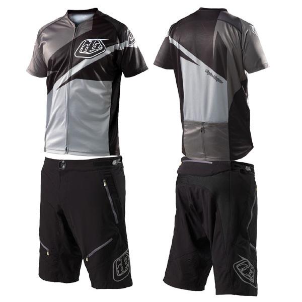 ◆超特価!! Troy Lee トロイリー 2013年 自転車用 Ace エース ショーツ & ジャージ セット