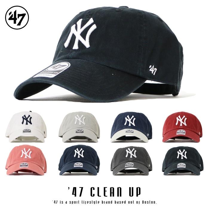 47Brand フォーティーセブンブランド CAP キャップ スナップバック SNAPBACK 帽子 ニューヨーク ヤンキース メンズ レディース men's ブランド CLEAN 海外ブランド Yankees yankees ホワイト セール特価 '47 B-RGW17GWS 国内正規品 UP 売れ筋ランキング インポート