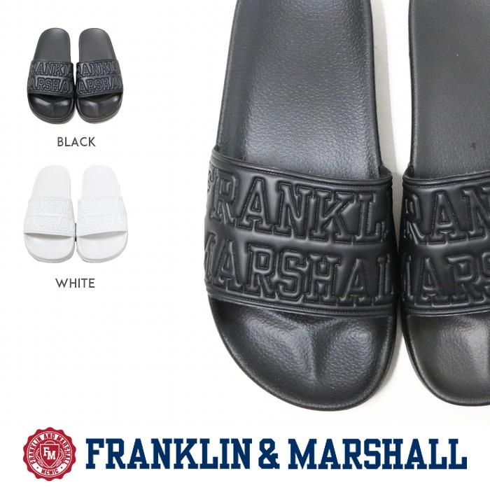【フランクリン マーシャル FRANKLIN & MARSHALL】 サンダル シャワーサンダル ビーチサンダル 小物 franklin&marshall MEN'S メンズ 国内正規品 インポート ブランド 海外ブランド 47183-7024