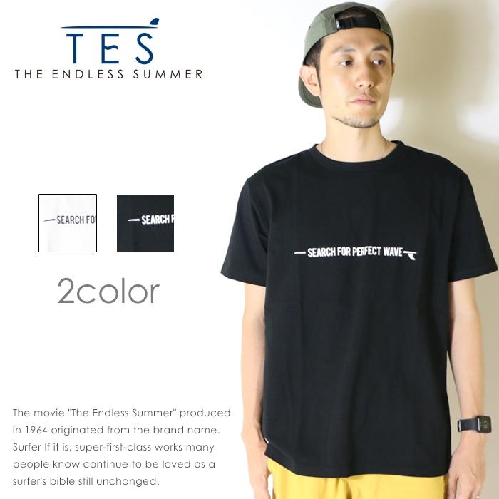 【THE ENDLESS SUMMER ザエンドレスサマー】【TES テス】 tシャツ 半袖 サーフ アメカジ メンズ men's FH-8574372