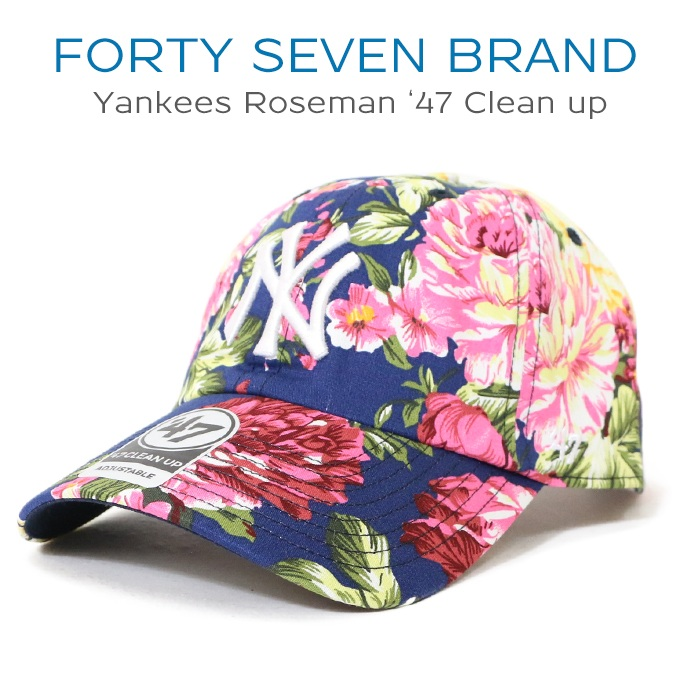 cheapest price authorized site reasonably priced - CAP cap snapback flower floral design yankees SNAPBACK hat New York  Yankees men men's domestic regular article import brand foreign countries  brand