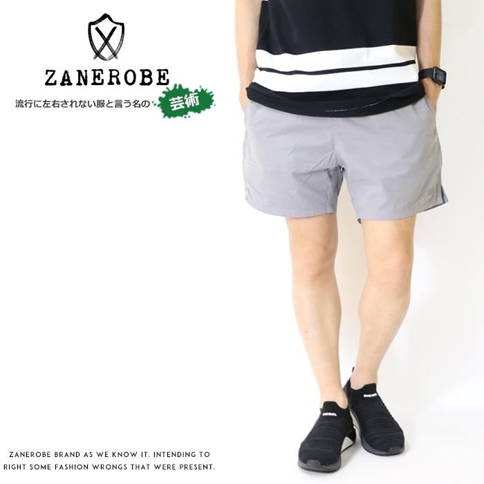 【セール 30%OFF】【ゼインローブ ZANEROBE】 ハーフパンツ ショートパンツ アメカジ ストリート zanerobe men's メンズ 国内正規品 インポート ブランド 海外ブランド ZR622-VER-91