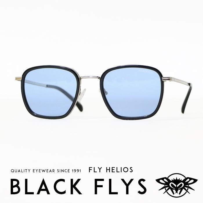 【BLACKFLY ブラックフライ】 FLY HELIOS/フライヘリオス サングラス SUNGLASS ブルーレンズ ストリート系 サーフ系 メンズ men's レディース lady's 国内正規品 インポート ブランド 海外ブランド BF-1313-03