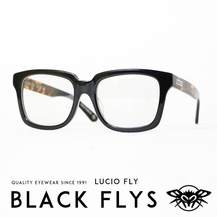【BLACKFLY ブラックフライ】 LUCIO FLY/ルシオフライ サングラス クリアレンズ スクエア べっ甲柄 ストリート系 サーフ系 メンズ men's レディース lady's 国内正規品 インポート ブランド 海外ブランド BF-14502-0331