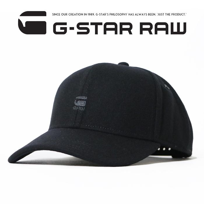 【2019年 秋冬新作】【G-STAR RAW ジースターロウ】 キャップ スナップバック 帽子 ウール 小物 ジースターロー gstar メンズ men's 国内正規品 インポート ブランド 海外ブランド D15934-A637