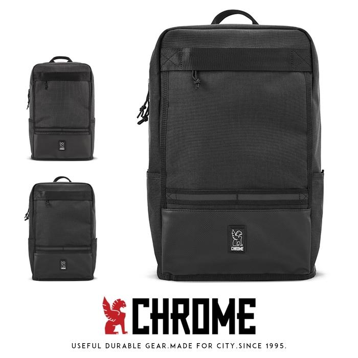 【CHROME クローム】 バックパック デイパック リュック バッグ かばん 21リットル メンズ レディース 正規品 インポート ブランド 海外ブランド BG-219