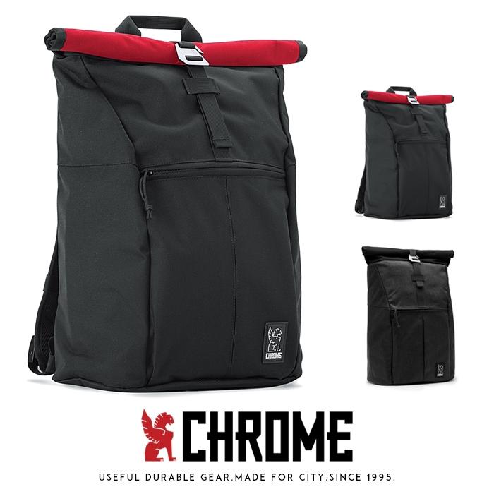 【CHROME クローム】 バックパック デイパック リュック バッグ かばん 30リットル メンズ レディース 正規品 インポート ブランド 海外ブランド BG-194