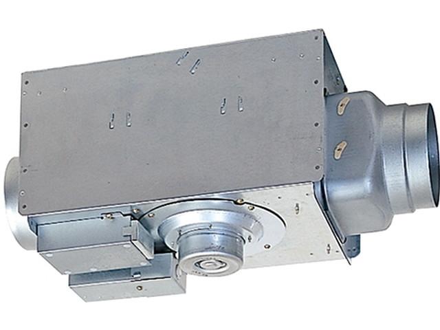 三菱 V-20ZMVR3 中間取付形ダクトファン 施設・事務所・店舗用 風圧式シャッター 24時間換気機能 DCブラシレスモーター 低騒音設計
