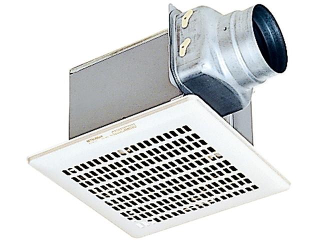 三菱 VD-13ZVY5 換気扇 台所用 天井埋込形 風圧式シャッター 24時間換気機能 DCブラシレスモーター
