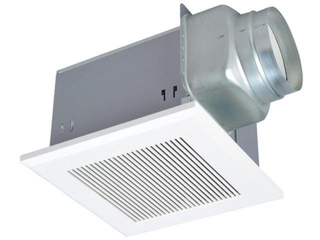 三菱 VD-18ZVX5-C 換気扇 居間・事務所・店舗用 天井埋込形 風圧式シャッター 24時間換気機能 DCブラシレスモーター HNコーティングプラス