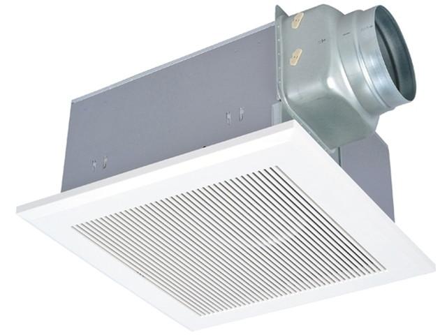 三菱 VD-23ZVX5-C 換気扇 居間・事務所・店舗用 天井埋込形 風圧式シャッター 24時間換気機能 DCブラシレスモーター HNコーティングプラス