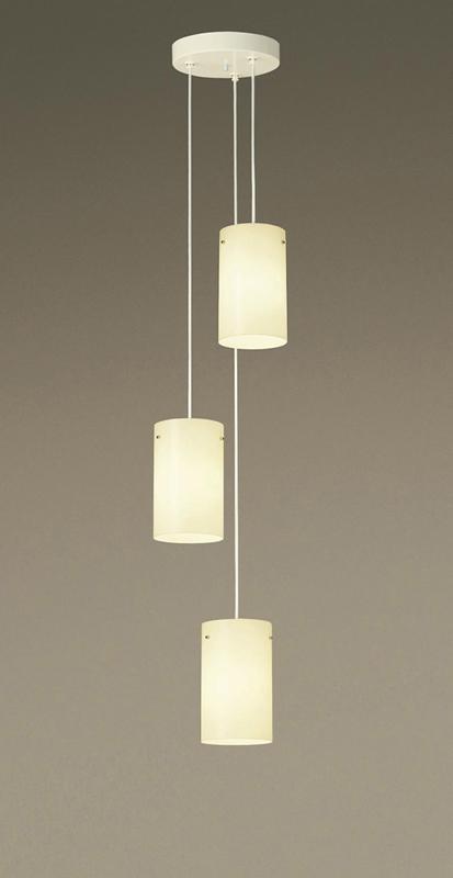 パナソニック LGB19300Z 吊下型 LED(電球色) シャンデリア 直付タイプ 白熱電球60形3灯器具相当 ランプ付(同梱) 『LGB19300Z』