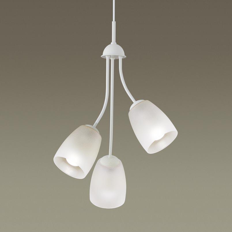 パナソニック LGB19304Z 吊下型 LED(電球色) シャンデリア 直付タイプ 白熱電球50形3灯器具相当 ランプ付(同梱) 『LGB19304Z』
