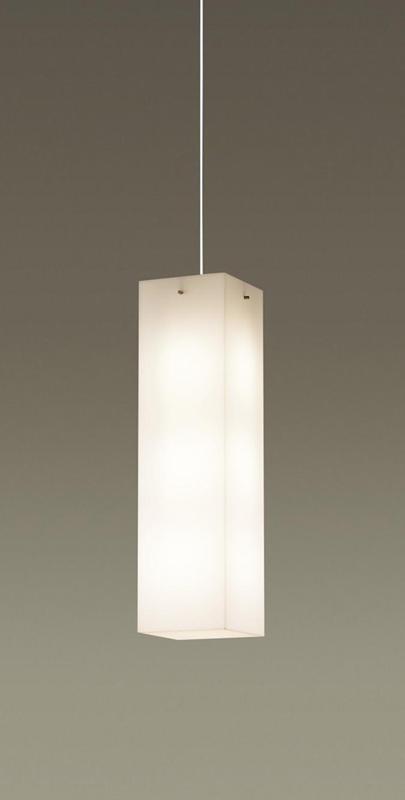 パナソニック LGB19325WK 吊下型 LED(電球色) 小型ペンダント 引掛シーリング方式 白熱電球60形3灯器具相当 ~4.5畳 ランプ付(同梱) 『LGB19325WK』