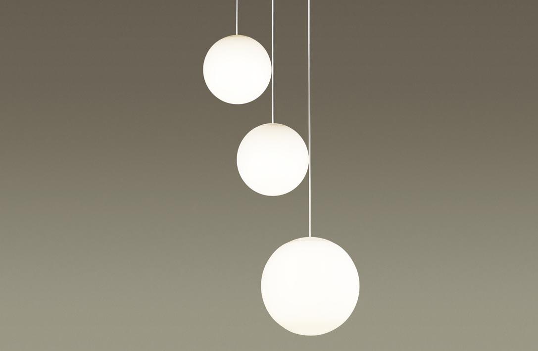 パナソニック LGB19461WZ 吊下型 LED 電球色 吹き抜け用シャンデリア 直付タイプ MODIFY ~6畳 ランプ付(同梱) 『LGB19461WZ』