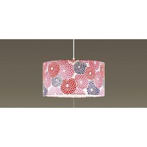 パナソニック LGB19470 吊下型 LED(電球色) ペンダント プルスイッチ付 布セード 引掛シーリング方式 ~6畳 ランプ付(同梱) 『LGB19470』