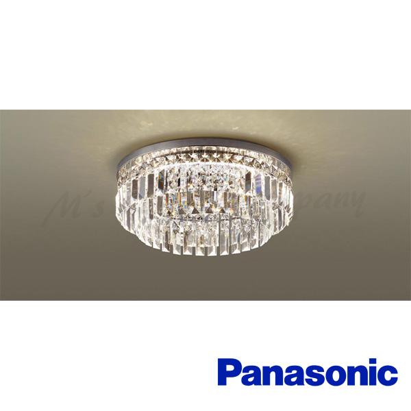 パナソニック LGBZ0120 LEDシーリングライト 天井取付型 ~6畳用 昼光色~電球色 3699lm カチットF 調光・調色機能 シャンデリングシリーズ リモコン付
