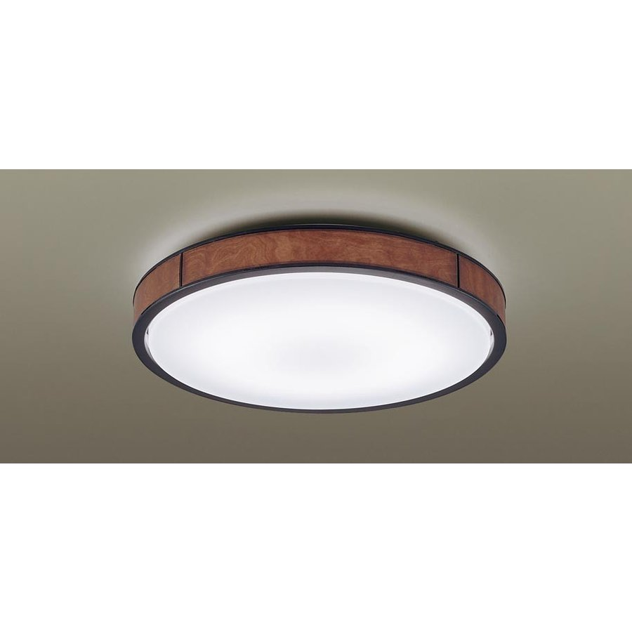 パナソニック LGBZ1517K 天井直付型 LED(昼光色~電球色) シーリングライト リモコン調光・リモコン調色・カチットF ~8畳 『LGBZ1517K』
