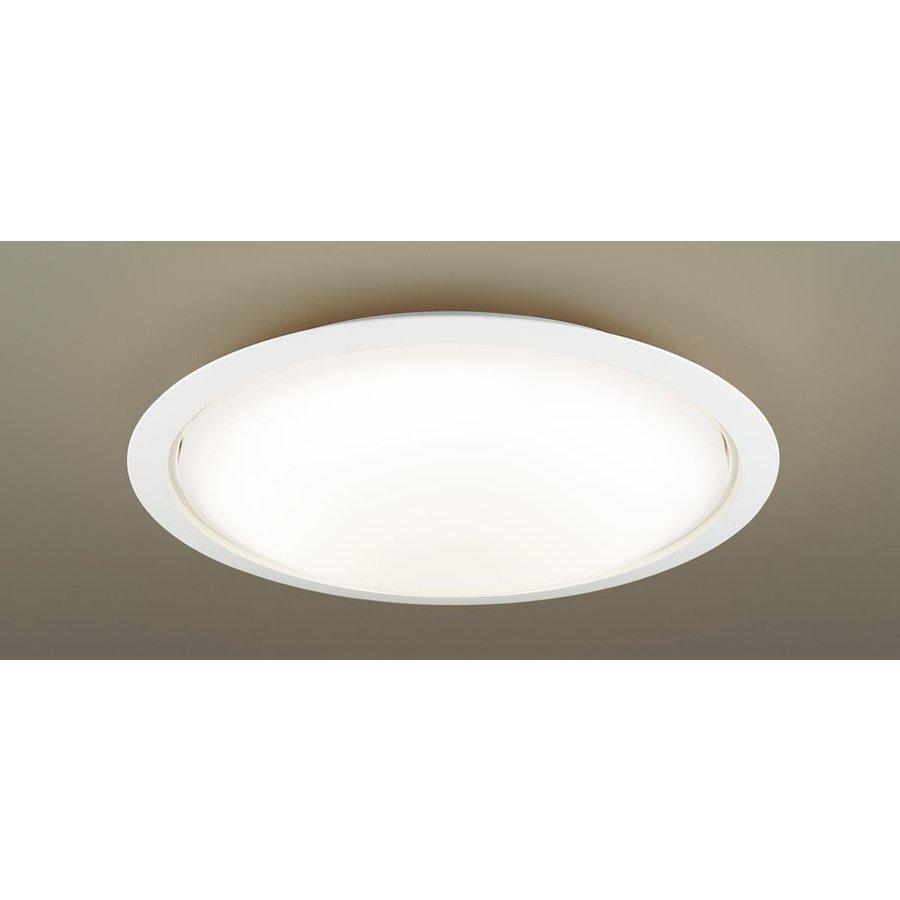 パナソニック LGBZ2420 天井直付型 LED(昼光色~電球色) シーリングライト リモコン調光・リモコン調色・カチットF ~10畳 『LGBZ2420』