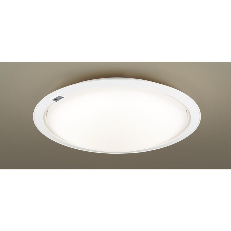 パナソニック LGBZ3404 天井直付型 LED(昼光色~電球色) シーリングライト リモコン調光・リモコン調色・カチットF ~12畳 『LGBZ3404』