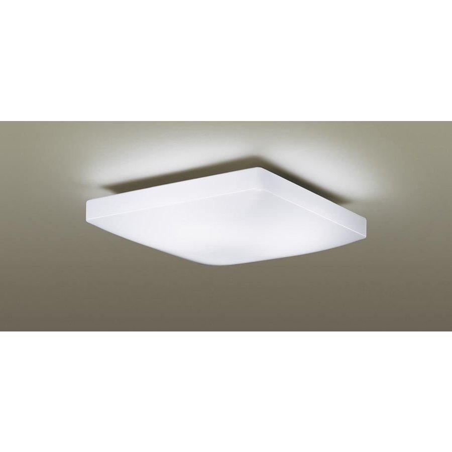 パナソニック LSEB1112 LEDシーリングライト 天井取付型 ~6畳用 調光・調色タイプ 昼光色~電球色 3550lm カチットF Casualシリーズ リモコン付
