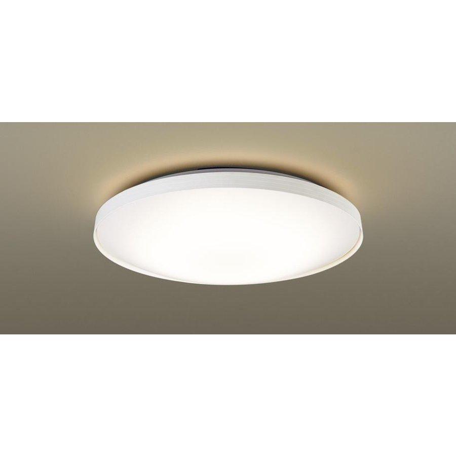 パナソニック LSEB1139 LEDシーリングライト 天井取付型 ~12畳用 調光・調色タイプ 昼光色~電球色 5050lm カチットF Casualシリーズ リモコン付