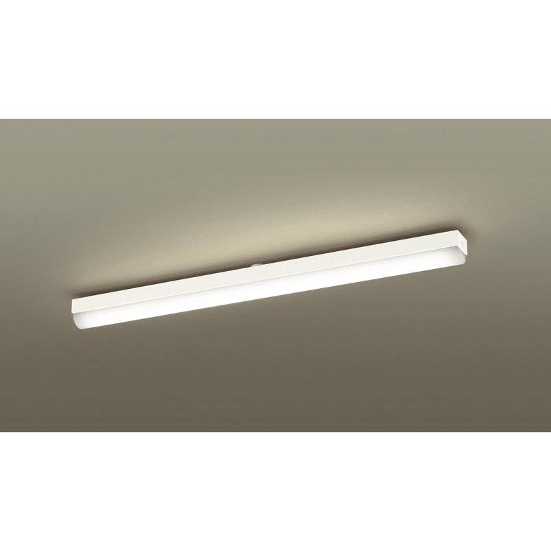 パナソニック LSEB7006K LE1 LEDキッチンベースライト 天井取付型 長さ1252mm 電球色 拡散型 2400lm LED一体形 カチットF『LSEB7006KLE1』