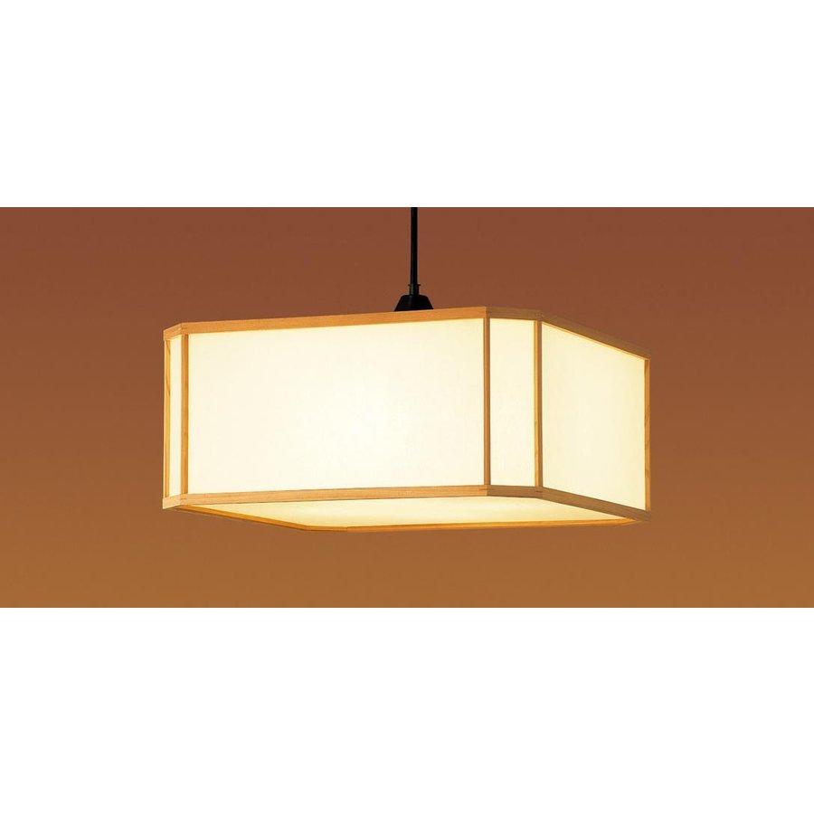 人気商品は パナソニック LGB15325K 和風照明 吊下型 LED 電球色 ペンダント 引掛シーリング方式 はなさび守シリーズ 白熱電球100形4灯相当 ~8畳 受注品 ランプ付(同梱), 厚岸郡 614163fe