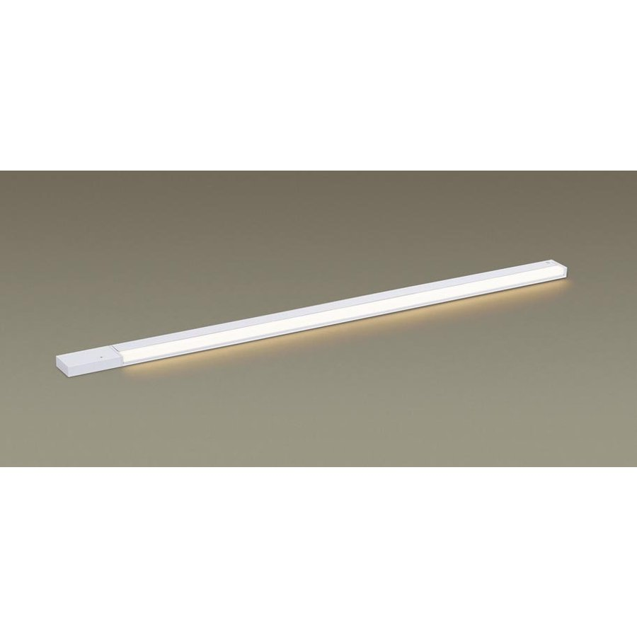 パナソニック LGB50828 LE1 天井・壁直付型・据置取付型 LED 電球色 スリムライン照明 拡散型 片側化粧 広面 電源投入型 L1000タイプ