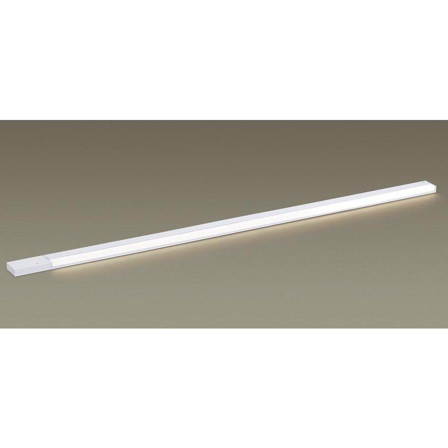 パナソニック LGB50837 LE1 天井・壁直付型・据置取付型 LED 温白色 スリムライン照明 拡散型 片側化粧 広面 電源投入型 L1300タイプ
