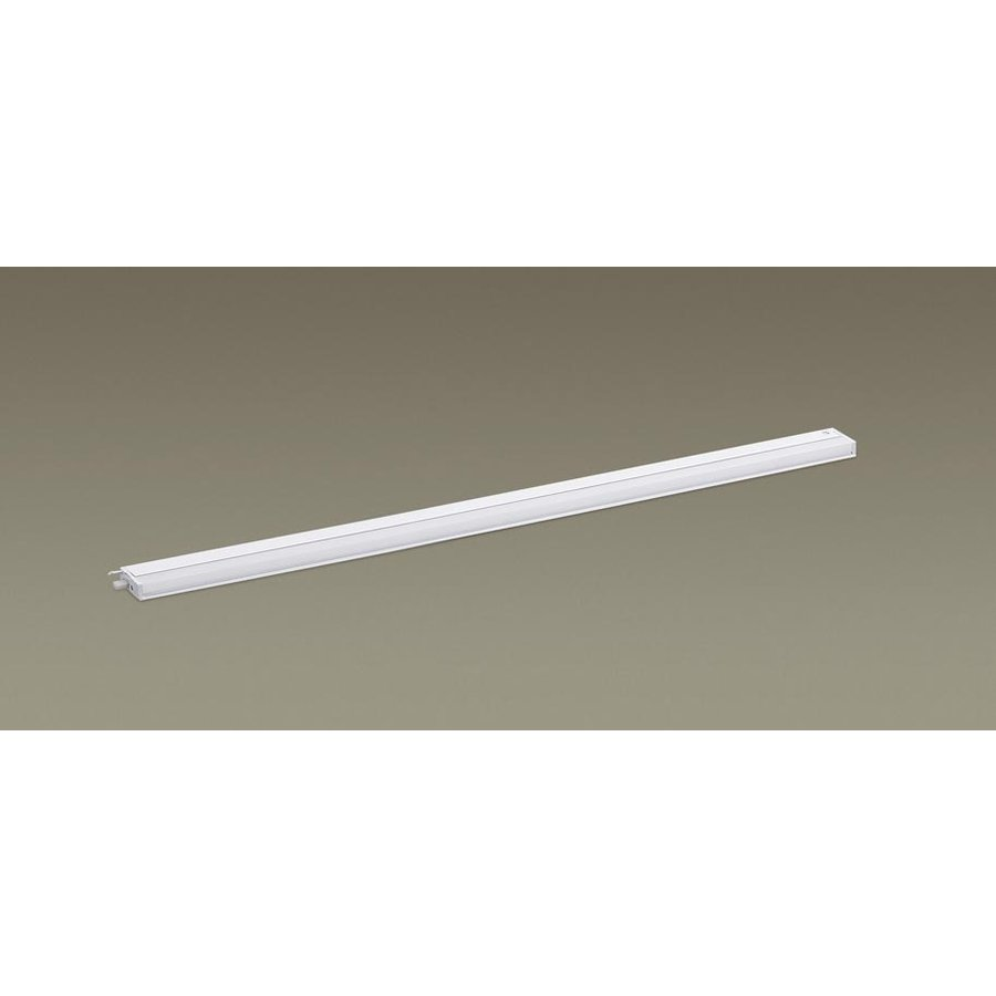 パナソニック LGB50878 LE1 天井・壁直付型・据置取付型 LED 電球色 スリムライン照明 拡散型 片側化粧 広面 連結タイプ L900タイプ