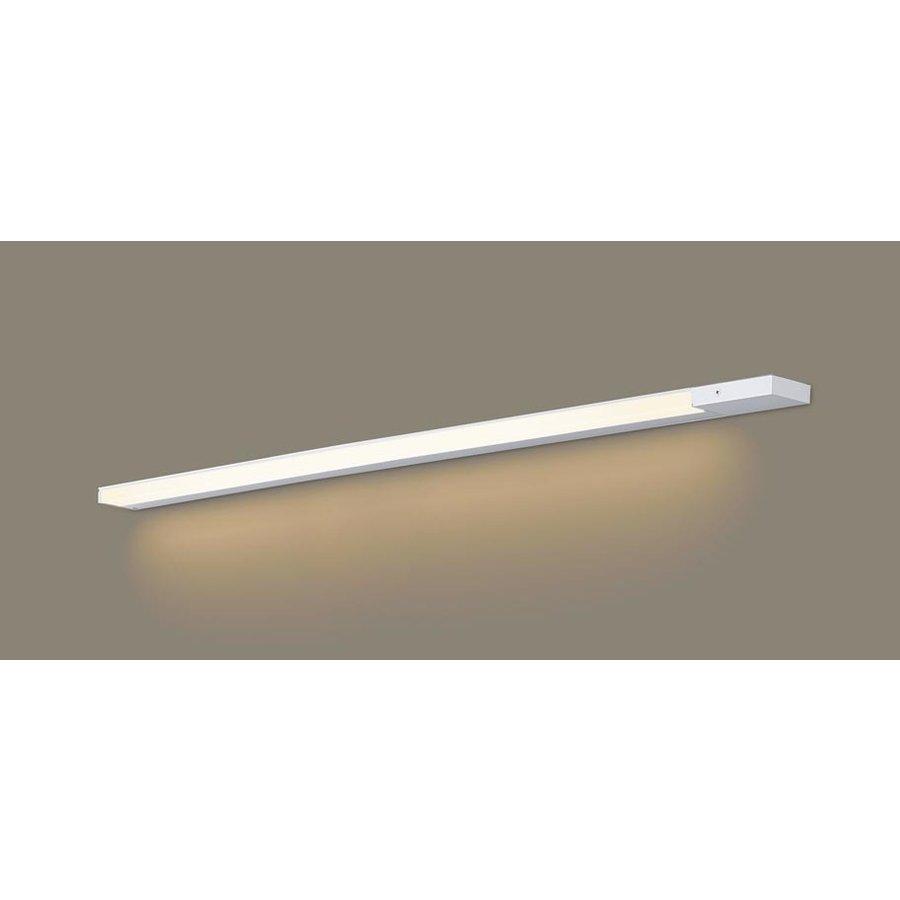 パナソニック LGB50922 LE1 天井・壁直付型・据置取付型 LED 電球色 スリムライン照明 拡散型 片側化粧 狭面 電源投入型 L1000タイプ